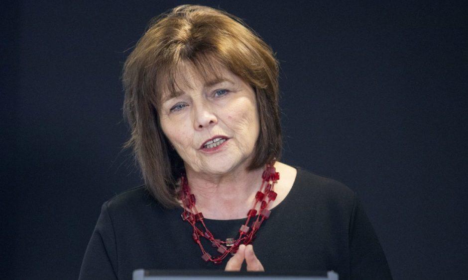 Cabinet Secretary for Health and Sport Jeane Freeman.