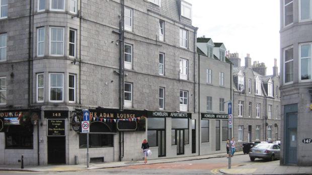 The Hawthorn Bar.
