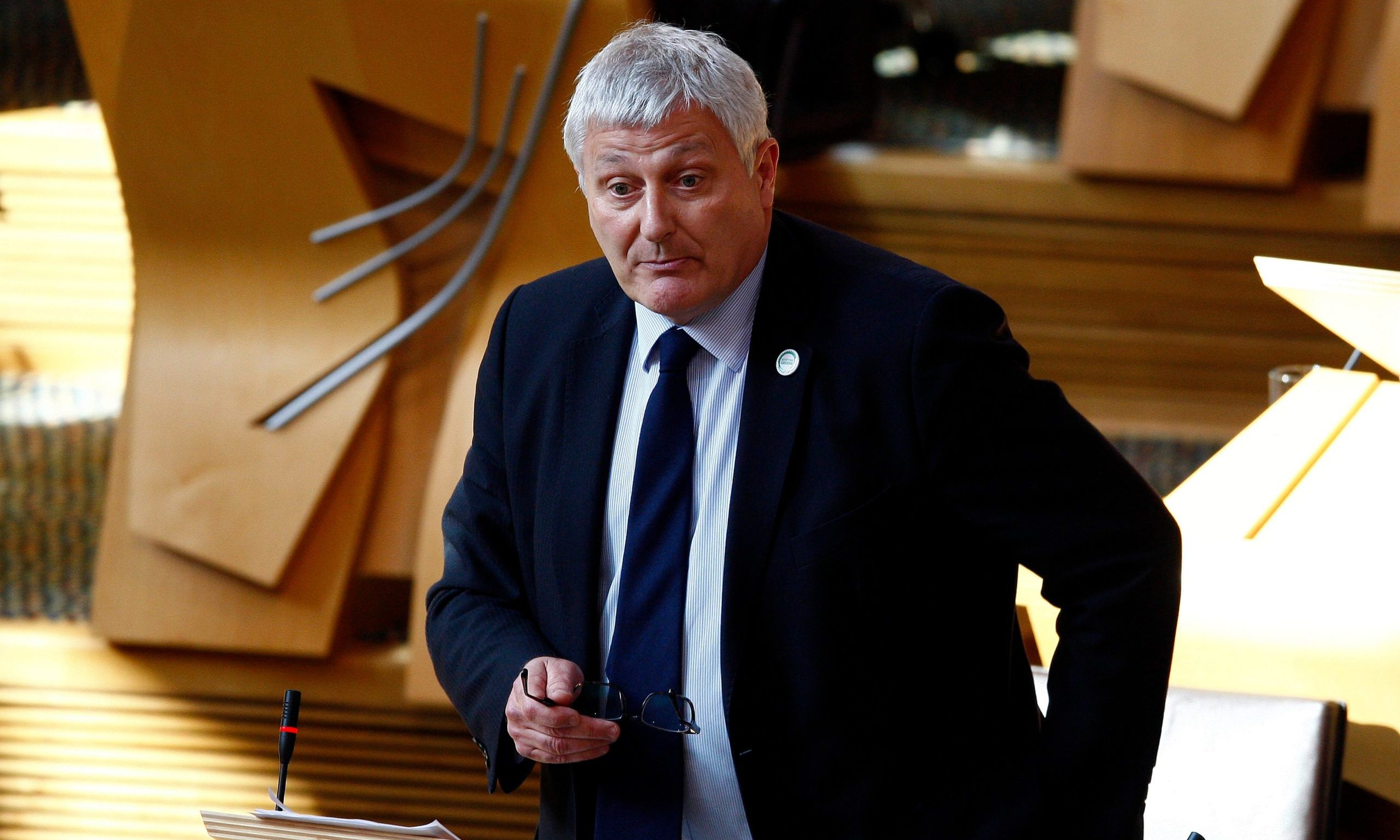 John Finnie MSP.