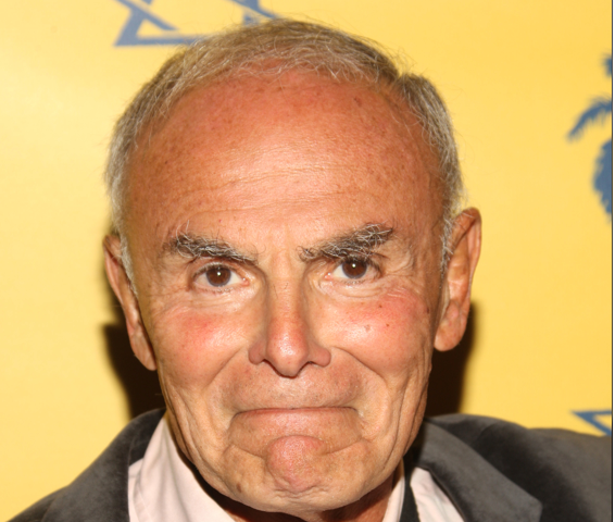 Photo by Peter Brooker/Shutterstock (1708190p) John Saxon 7th Annual Los Angeles Jewish Film Festival Opening Night, Los Angeles, America - 03 May 2012