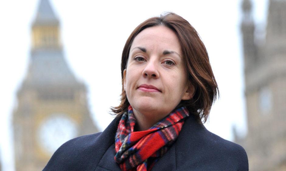 Former Scottish Labour leader Kezia Dugdale.