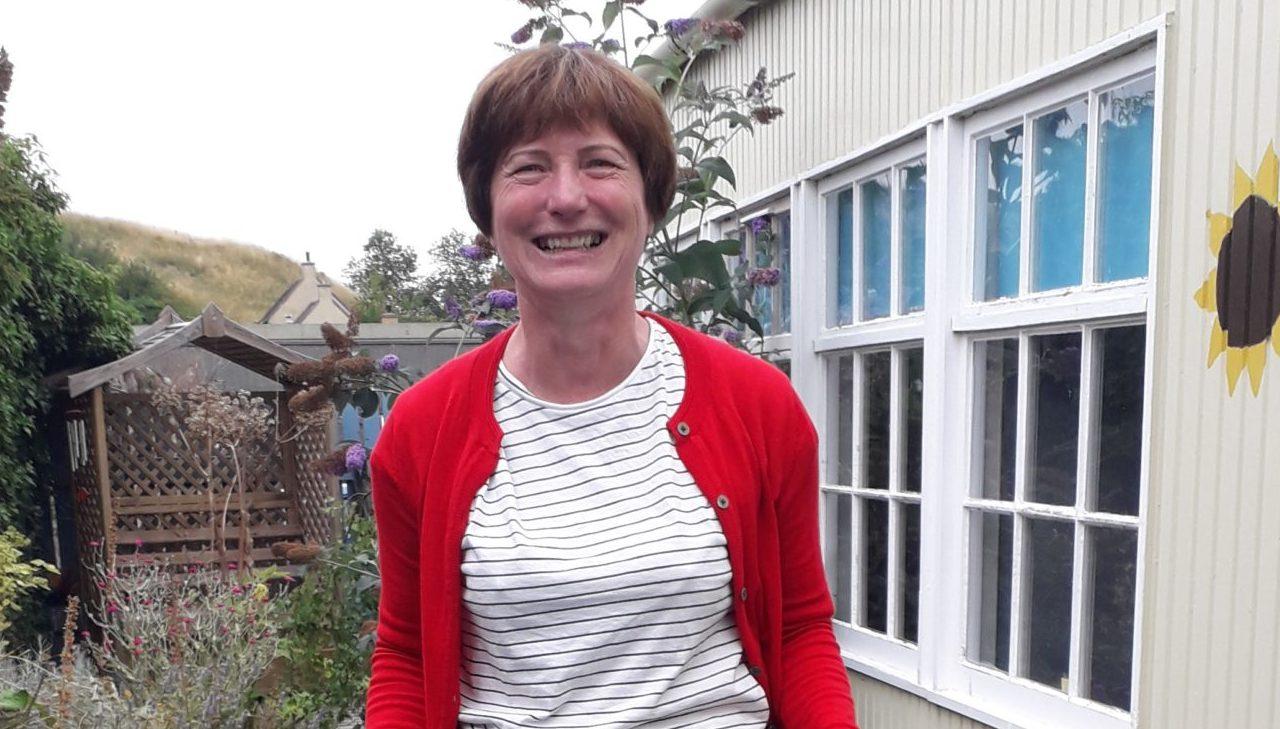 Mandy Morrison, service manager of Children 1st in Elgin.