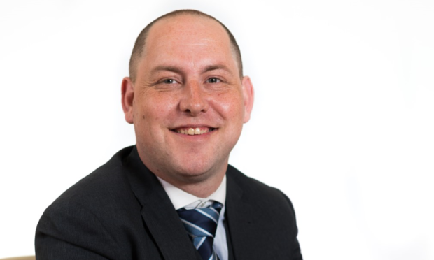 Shaun Moat who runs Moray Digital based in Forres receives accolade from the Ministry of Defence.