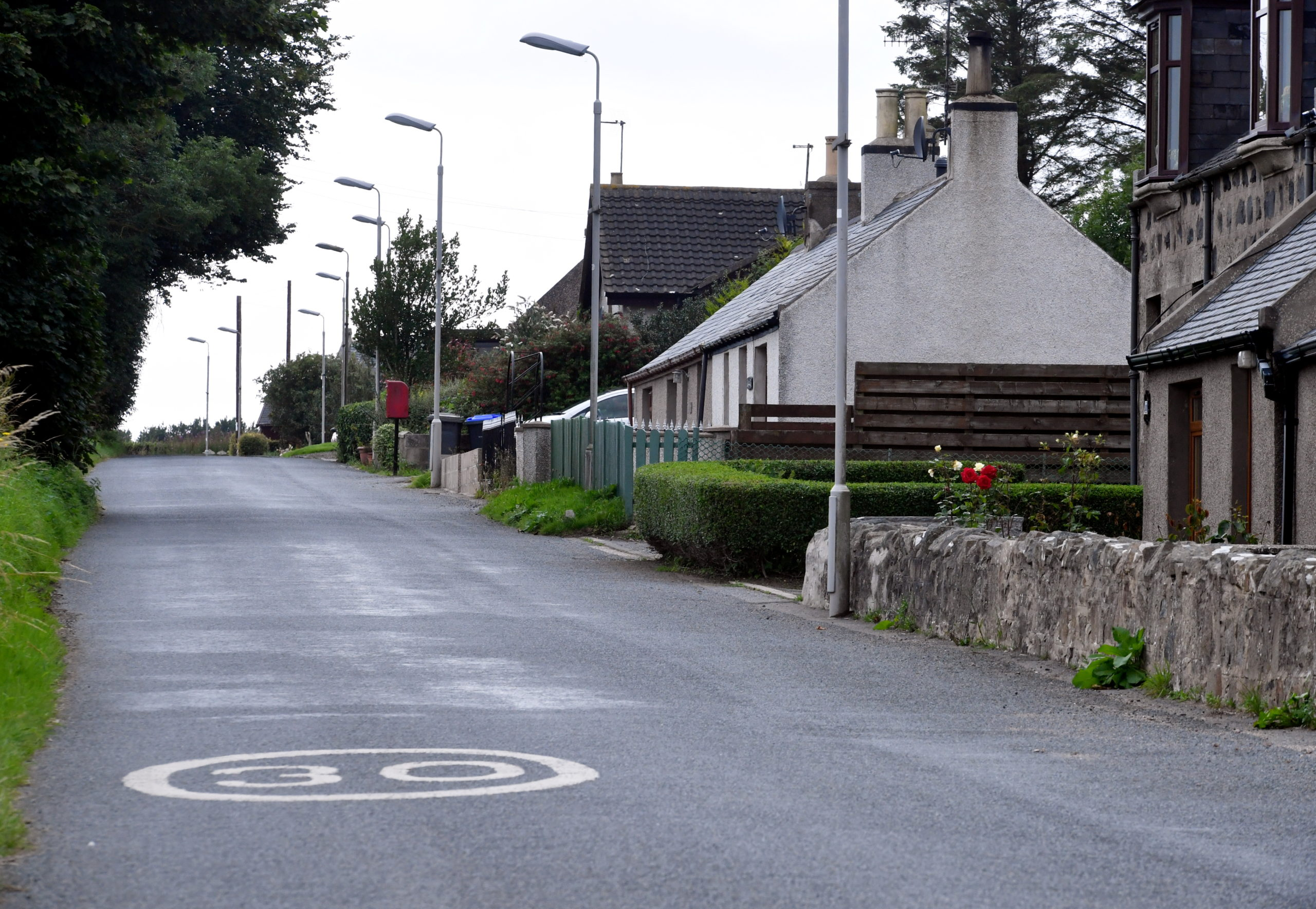 Proposed traffic calming measures will be discussed at  the next Buchan Area Committee meeting,