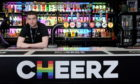 George McKenzie, general manager of Cheerz Bar, Exchange Street, Aberdeen. Picture by Darrell Benns.