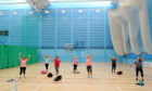The Evergreen Class were delighted to return to the Aberdeen Sports Village.