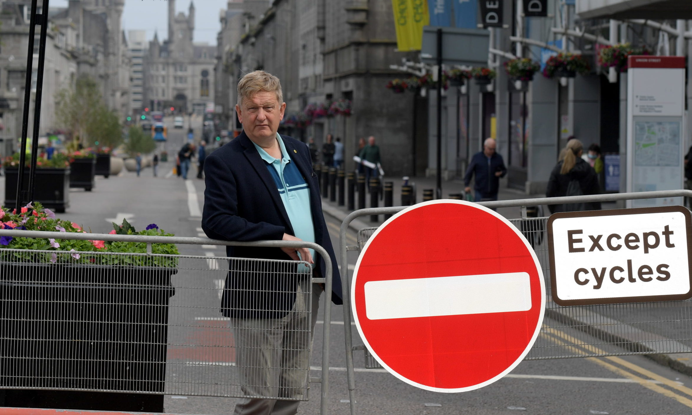 Councillor Alex Nicol