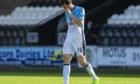 Ross County defender Alex Iacovitti