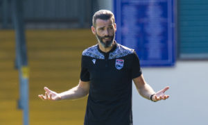 Ross County manager Stuart Kettlewell served with notice of complaint by Scottish FA