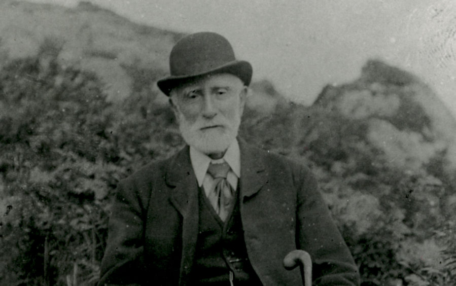 Murdoch Paterson.