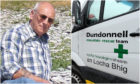 Roddy Green, an original member of Dundonnell Mountain Rescue Team, has died aged 70