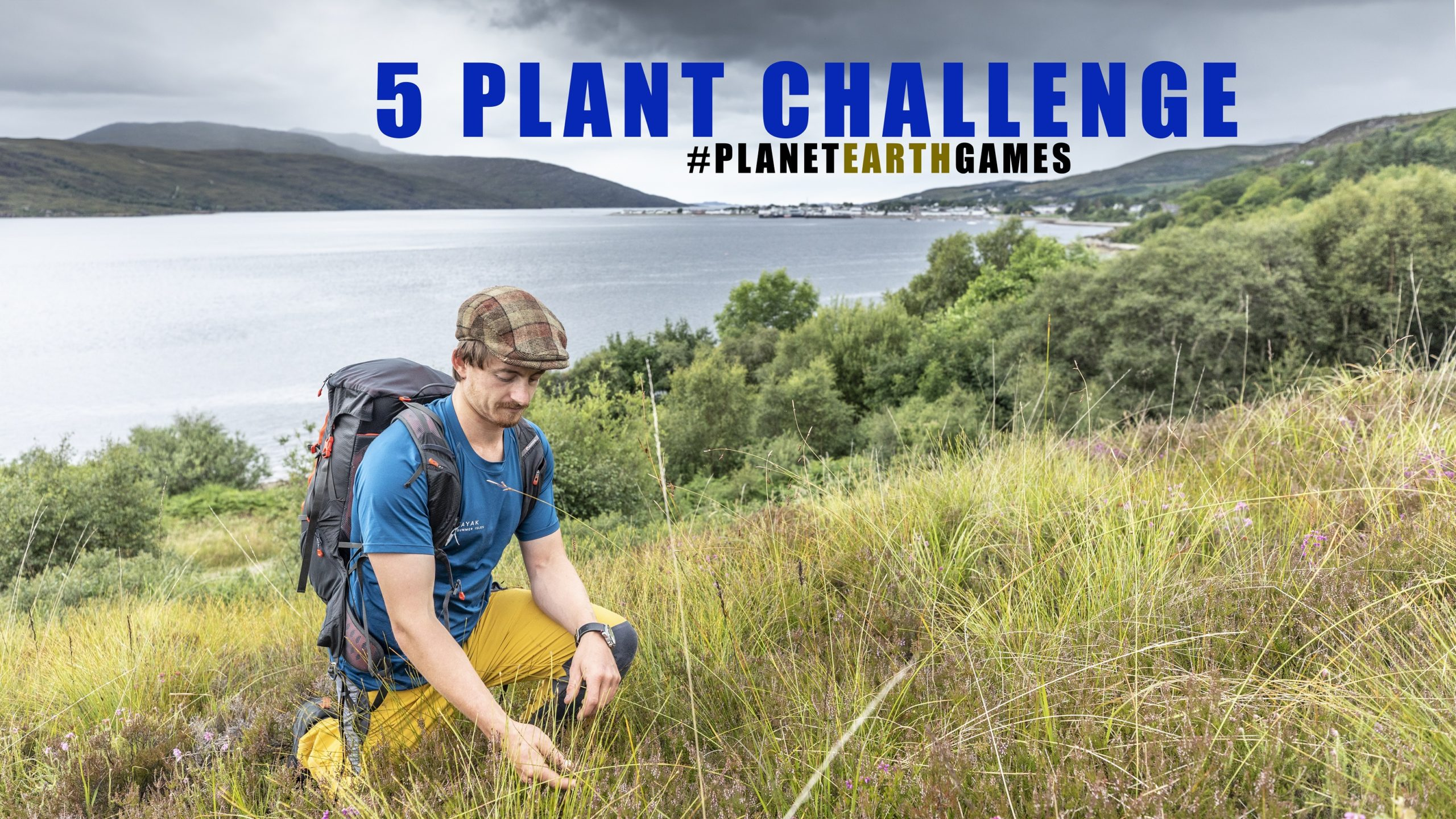Will Copestake has pledged his support to the Planet Earth Games