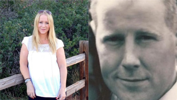 Salina McCullough, left and her brother Brett
