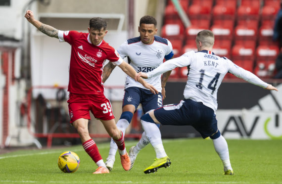 Aberdeen lost their Premiership opener 1-0.