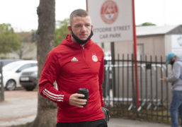 Jamie Durent: Eight Aberdeen players must demonstrate how sorry they are for Covid breach next time they pull on the red shirt