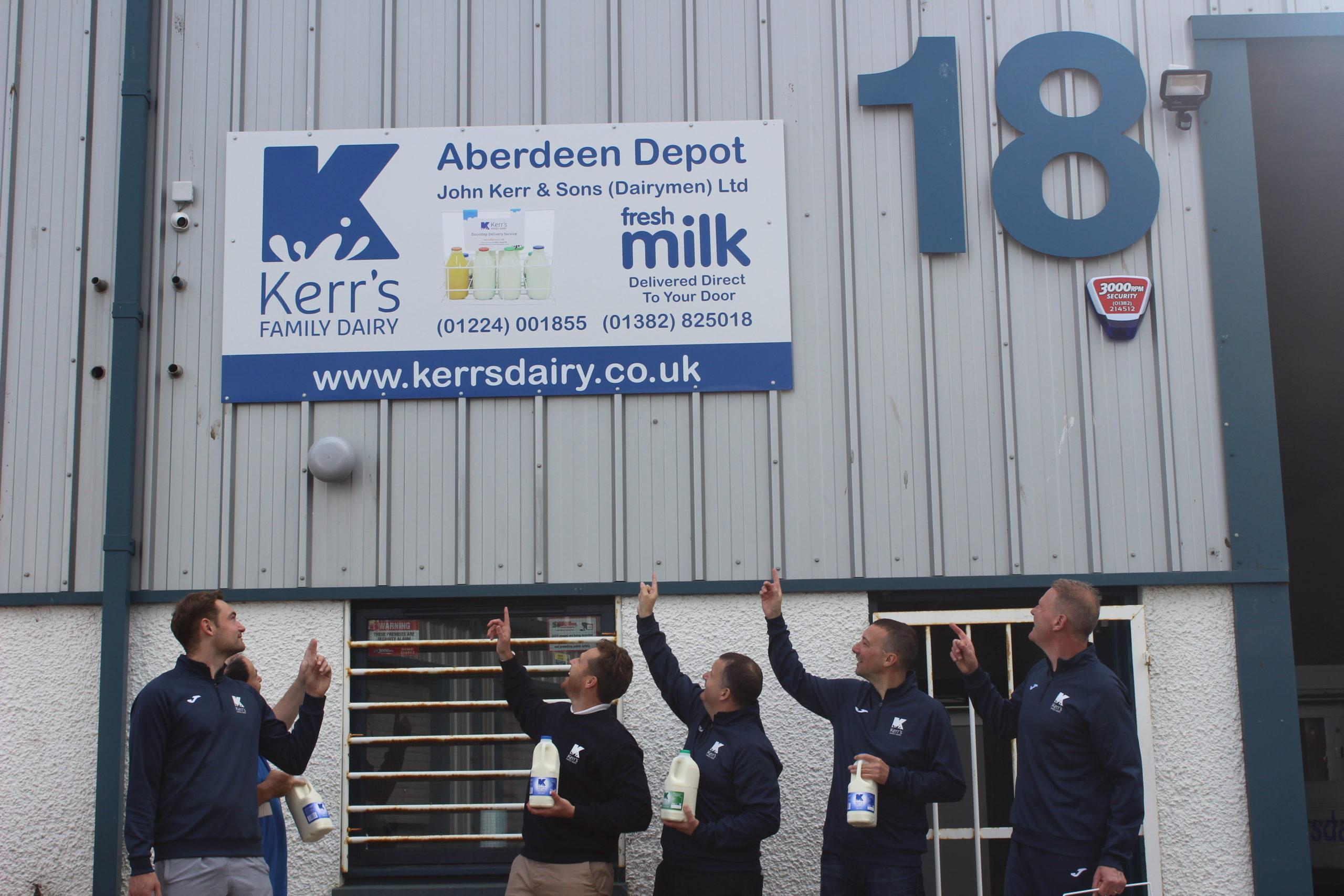 Kerr's Family Dairy
