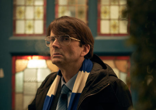 David Tennant as Dennis Nilsen.