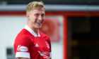 Ross McCrorie is set to join the Scotland squad