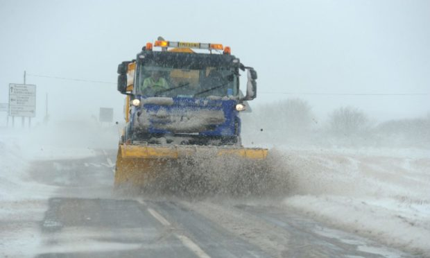 Aberdeen City Council has moved to boost its salt stocks ahead of winter.