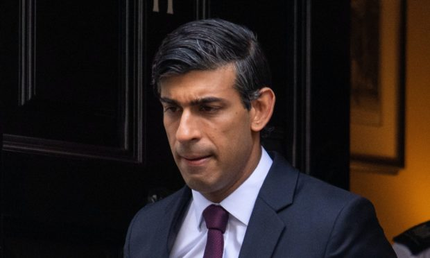 Chancellor of the Exchequer Rishi Sunak.