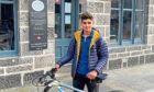 Aberdeen teenager Sami Brown