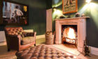 The Old Manse of Blair in Perthshire is a special luxury hotel
