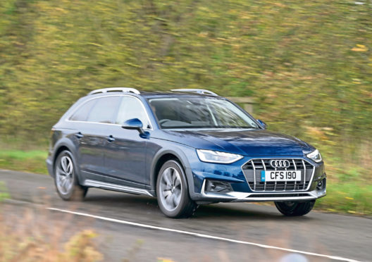 ROAD TEST: The Audi A4 Allroad Quattro is ready for anything