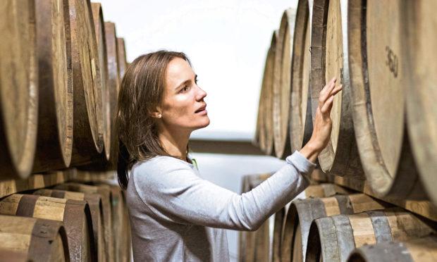 Annabel Thomas, founder of Nc'nean Distillery