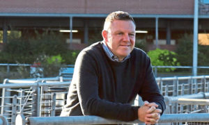 Craig Mitchell, founding director of Inverbervie firm 6DQ
