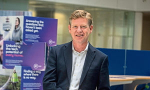 Alan Lees, Scotland director, BT corporate and public sector