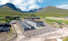 Kishorn Port has secured HIE funding to set up accommodation blocks for workers.