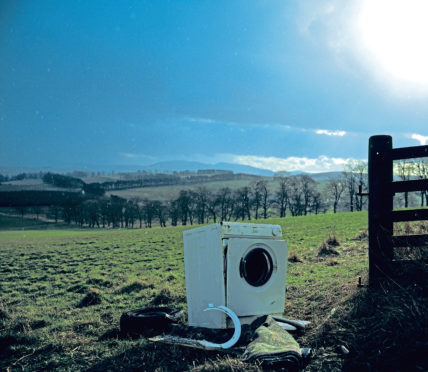Rural leaders are warning that the countryside is becoming a dumping ground.
