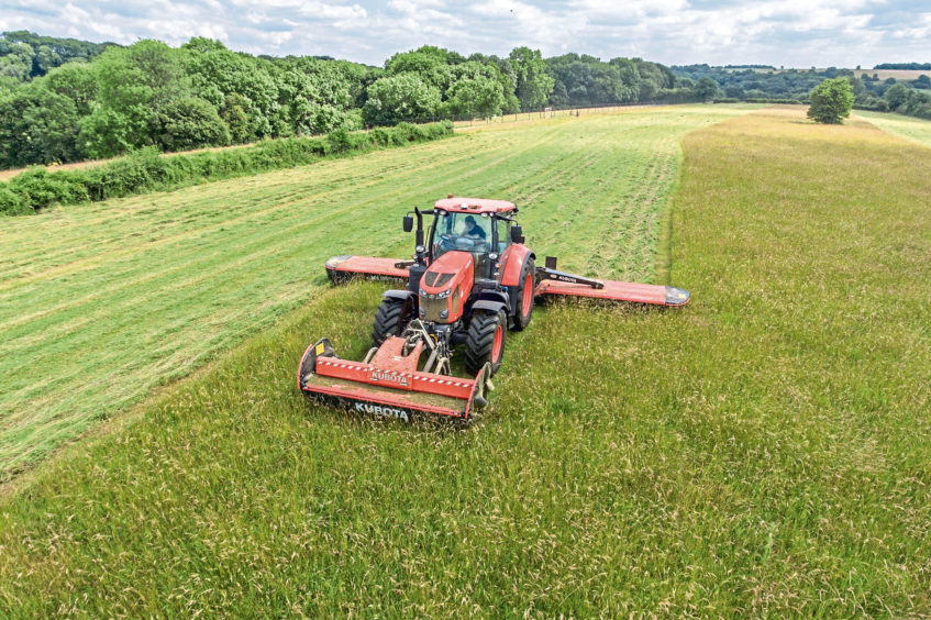 Kubota says the appointment of HRN Tractors reinforces its commitment to customers.