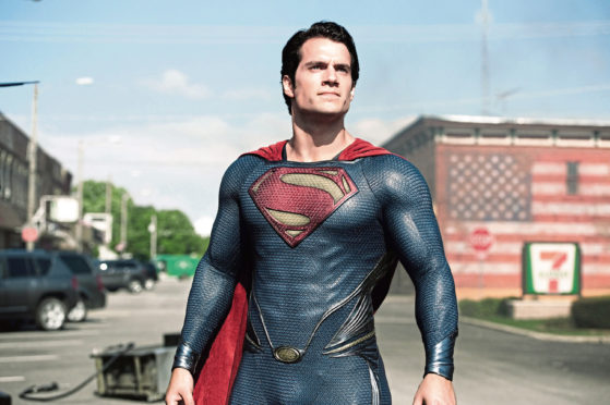 Superman is from Krypton, also the name of a stable and unreactive noble gas – or sometimes politician Richard Leonard