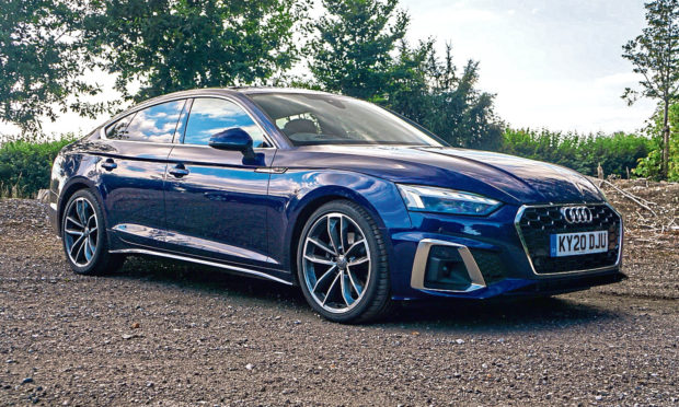 Audi's update has added toA5 Sportback's appeal
