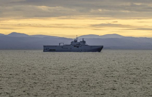 The Ministry of Defence says a recent war games exercise did not damage a major subsea cable