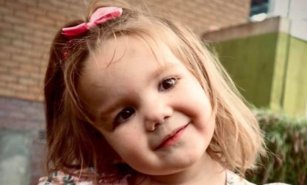 The Davidson Family are searching for a bone marrow donor to save the life of three-year-old Adeline.