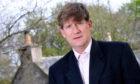 Alexander Burnett took exception to Nicola Sturgeon's remarks.