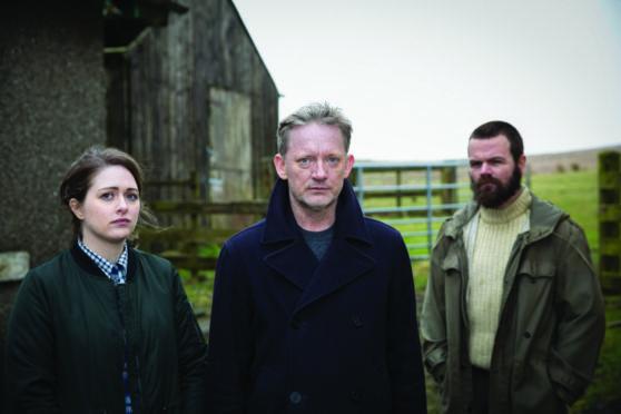 Shetland will be filmed in April