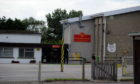 St Gerardine Primary School in Lossiemouth.