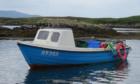Mr Monk's fishing vessel