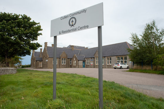 Cullen Community and Residential Centre.  Picture by Jason Hedges.