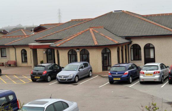 St Modans Care Home in Fraserburgh