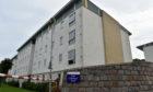 New Carnegie Court, Hillhead Student Village, Aberdeen.