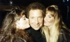 Tom Jones meets Aberdeen fans Adrienne Wood and  Claire Sherriffs for his debut Granite City gig at the AECC in 1992. Before the concert he made a plea for no underwear to be thrown on stage because it would interfere with his performance.
