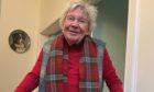 Margaret Payne, 90, climbed the stairs at her home 282 times during lockdown to raise money for charity. Picture courtesy of the Helping It Happen Awards