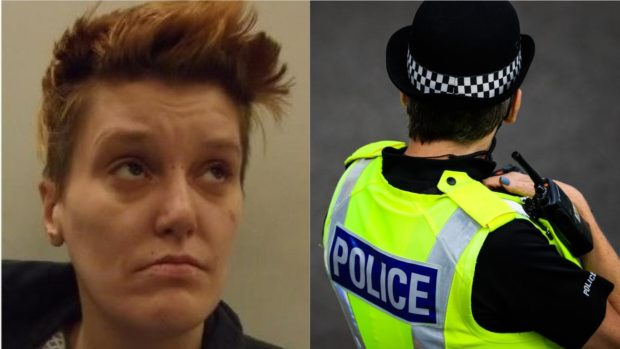 Donna Bain was last seen in the Rowan Road area of Inverness