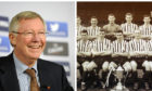 Sir Alex Ferguson talked about his affection for Dunfermline FC in the new book.