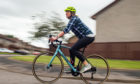Cyclists in Moray are the happiest with their local routes across the north of Scotland.