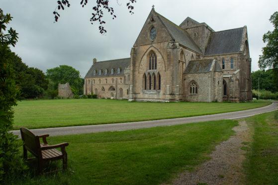 Pluscarden Abbey was first established in 1230.